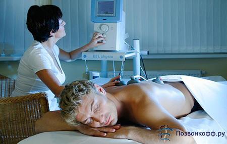 Лечение суставов в санатории