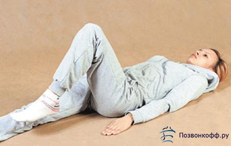 Упражнения для профилактики артроза