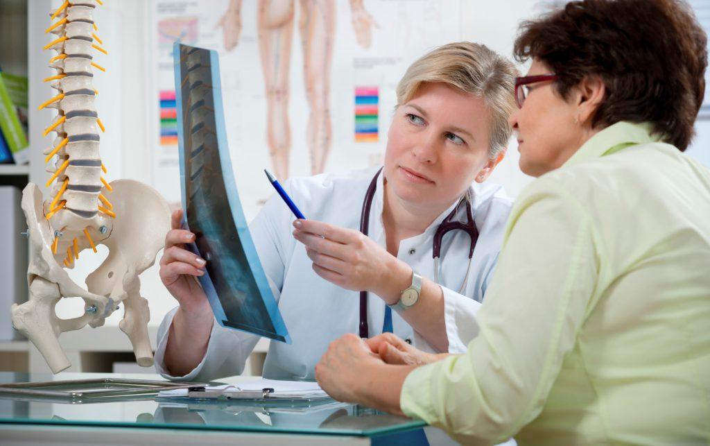 Как проводится профессиональная диагностика болей в спине