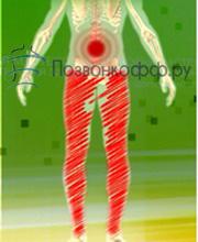 грыжа крестцового отдела позвоночника симптомы