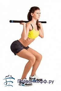 кифоз позвоночника упражнения