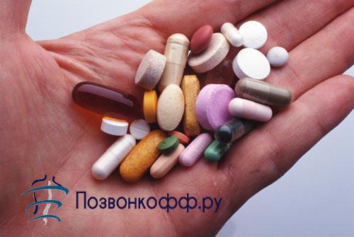 лечение грудного остеохондроза медикаментозное