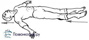 гимнастика при грыжи поясничного отдела