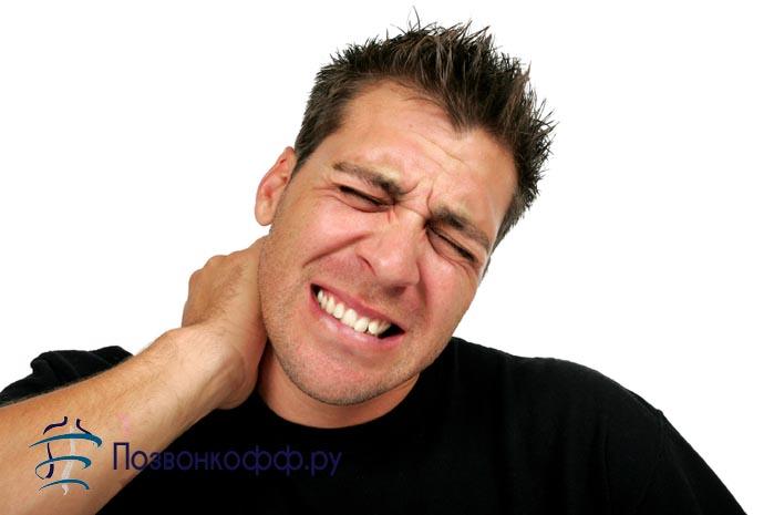межпозвоночная грыжа шейного отдела симптомы